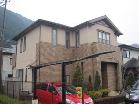 静岡市葵区 F様邸 外壁・屋根塗装リフォーム事例