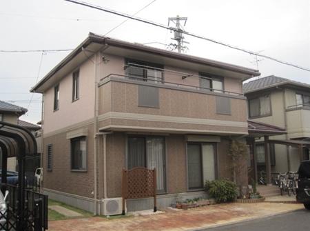 静岡市葵区 E様邸 外壁・屋根塗装リフォーム事例