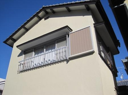 静岡市葵区 A様邸 外壁塗装リフォーム事例