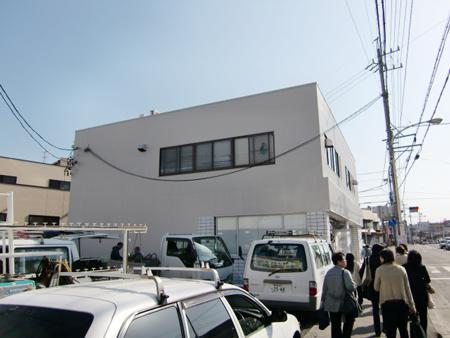 静岡市駿河区 Pビル 外壁・屋根塗装 リフォーム事例
