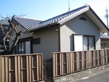 静岡市葵区 M様邸 外壁塗装リフォーム事例