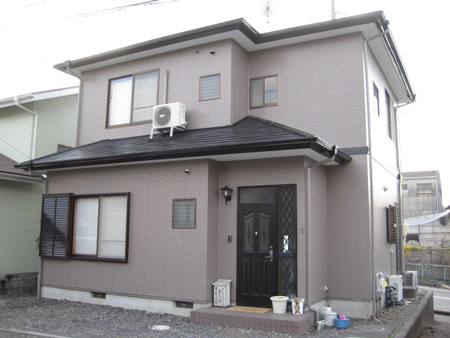 静岡市清水区 T様邸 外壁・屋根塗装リフォーム事例