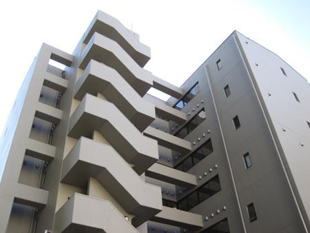 静岡市駿河区 Sビル 外壁・屋根塗装リフォーム事例
