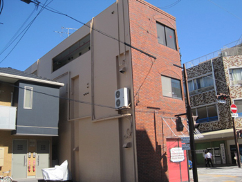 静岡市清水区 Aビル 外壁塗装リフォーム事例