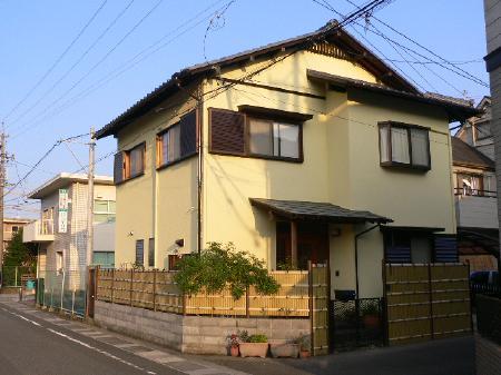 静岡市葵区 O様邸 外壁塗装リフォーム事例