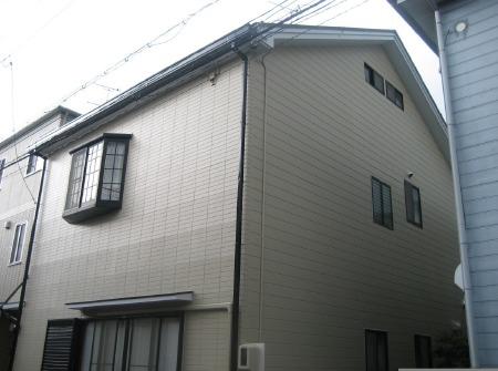 静岡市葵区 外壁・屋根塗装リフォーム  N様邸 事例