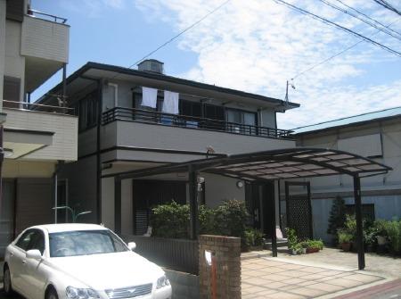 静岡市駿河区 外壁・屋根塗装リフォーム  Y様邸 事例