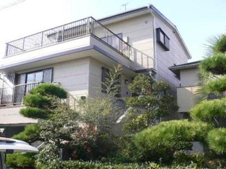 静岡市葵区 外壁・屋根塗装リフォーム M様邸 事例