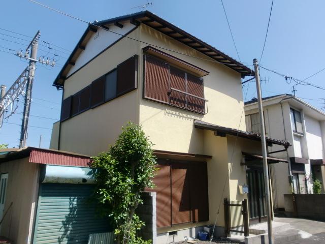 静岡市駿河区 外壁塗装リフォーム事例 A様邸