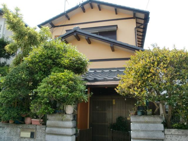 藤枝市 外壁・屋根塗装リフォーム事例 K様邸