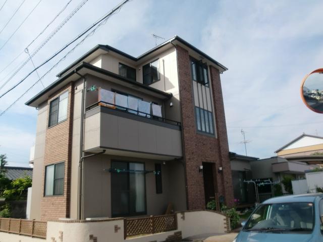 静岡市駿河区 外壁・屋根塗装リフォーム事例 U様邸