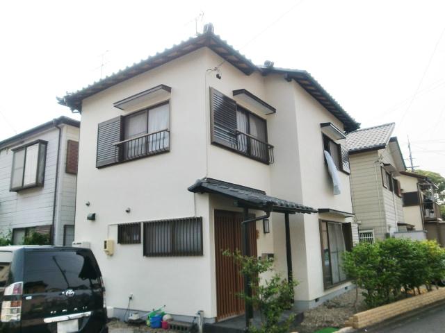 静岡市駿河区 外壁塗装リフォーム事例 I様邸