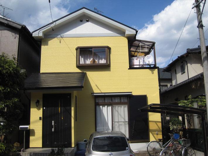 静岡市清水区 外壁・屋根塗装リフォーム事例 W様邸