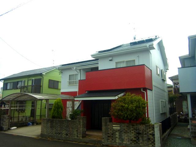 焼津市 M様邸 外壁・屋根塗装リフォーム事例
