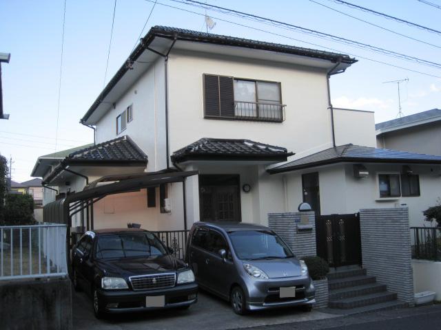 藤枝市 N様邸 外壁塗装リフォーム事例