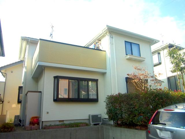 静岡市清水区 Y様邸 外壁・屋根塗装リフォーム事例