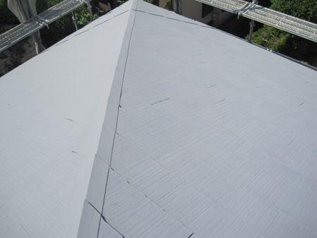 静岡市葵区 T様邸 屋根塗装リフォーム事例