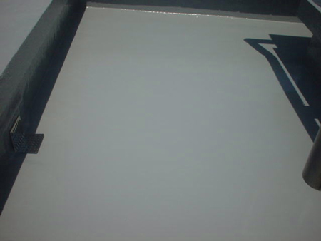静岡市駿河区 Sビル 屋上エレベーター室防水塗装リフォーム事例