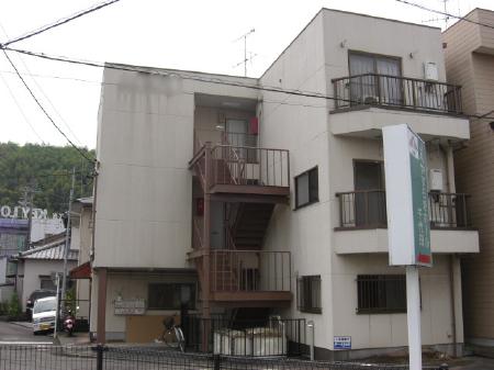 静岡市葵区 Jマンション 鉄骨階段改修事例