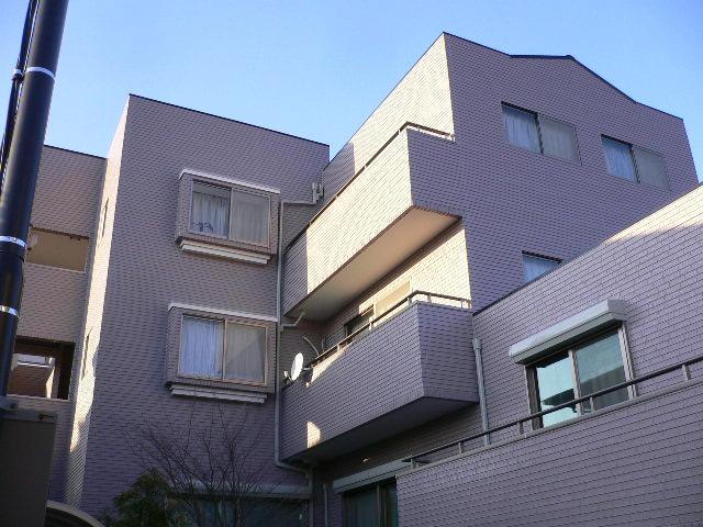 静岡市葵区 Kアパート 外壁・屋根塗装リフォーム事例