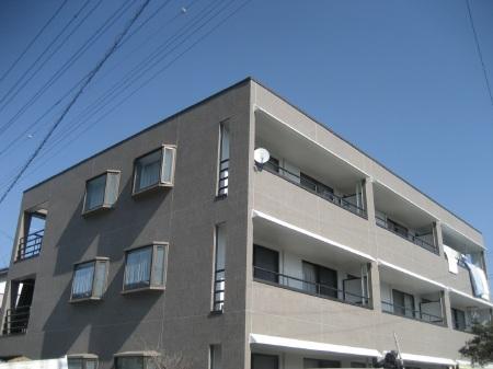 静岡市駿河区 Zアパート 外壁塗装・屋上防水リフォーム事例