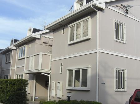 静岡市駿河区 外壁・屋根塗装リフォーム事例 Rマンション