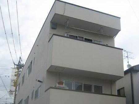 静岡市葵区 外壁・屋根塗装リフォーム事例 Mマンション