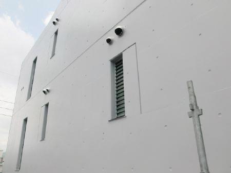 静岡市葵区 外壁・屋根塗装リフォーム事例 Pビル
