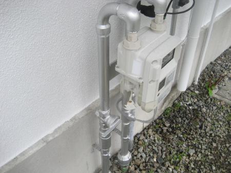 静岡市葵区 外壁塗装リフォーム事例 Rハイツ