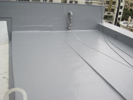 静岡市葵区 屋根防水塗装リフォーム事例 Hビル