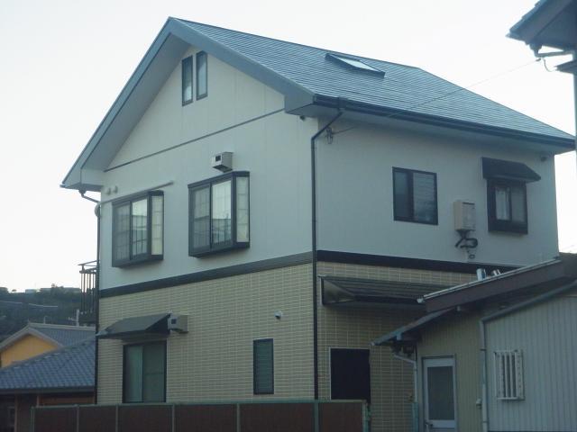 島田市 O様邸 外壁塗装・屋根塗装リフォーム事例