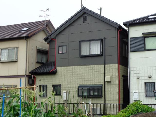 静岡市駿河区 M様邸 外壁塗装リフォーム事例