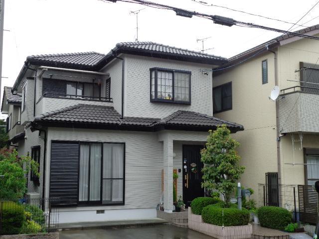 静岡市葵区 K様邸 屋根・外壁塗装リフォーム事例