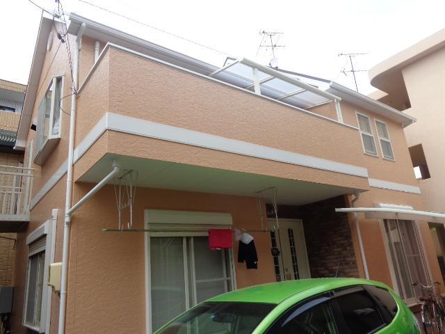 静岡市駿河区 T様邸 外壁・屋根塗装リフォーム事例