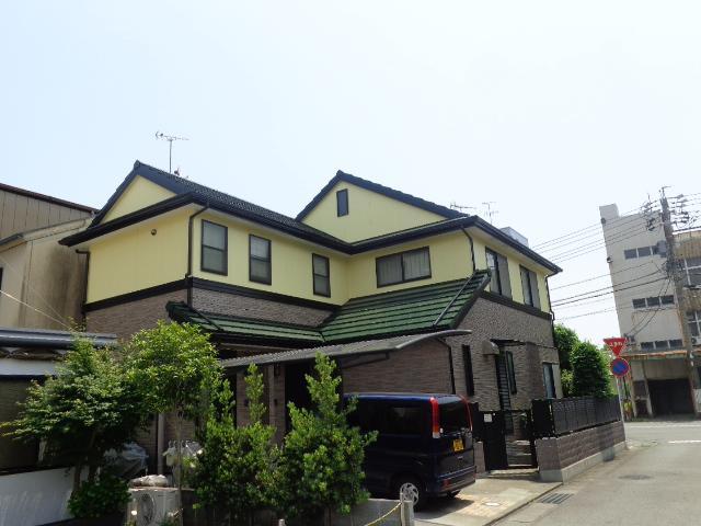 静岡市清水区 M様邸 外壁・屋根塗装リフォーム事例
