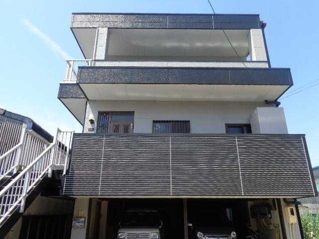 静岡市清水区 F様邸 外壁塗装リフォーム事例