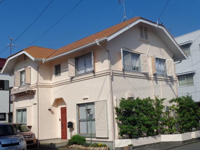 静岡市駿河区 C様邸 外壁・屋根塗装リフォーム事例