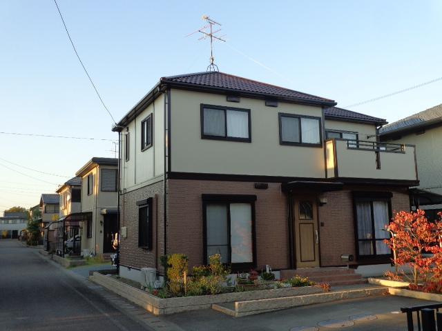 榛原郡吉田町 S様邸 外壁・屋根塗装リフォーム事例