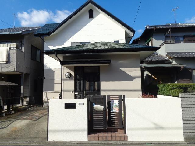 静岡市葵区 G様邸 外壁・屋根塗装リフォーム事例