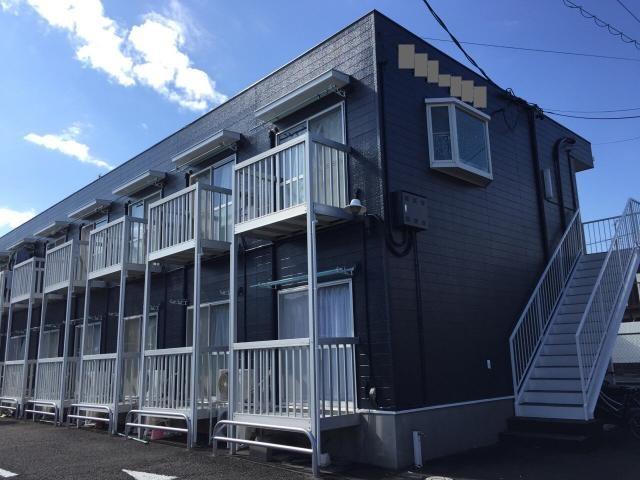 静岡市清水区 Y様所有アパート 外壁・屋根塗装リフォーム事例