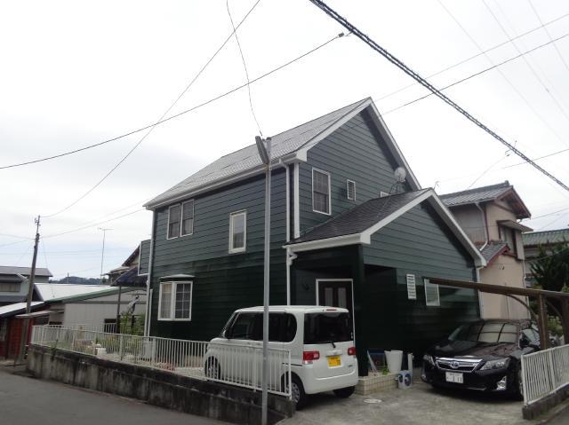 島田市 N様邸 外壁・屋根塗装リフォーム事例