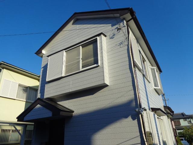 静岡市駿河区 W様邸 外壁・屋根塗装リフォーム事例