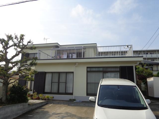 焼津市 M様邸 外壁・防水塗装リフォーム事例