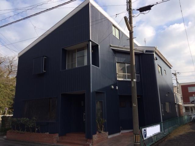 島田市 O様邸 外壁・屋根塗装リフォーム事例