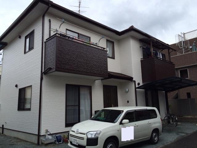 静岡市駿河区 Y様邸 外壁塗装リフォーム事例