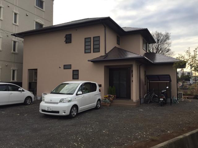 静岡市駿河区 U様邸 外壁・屋根塗装リフォーム事例