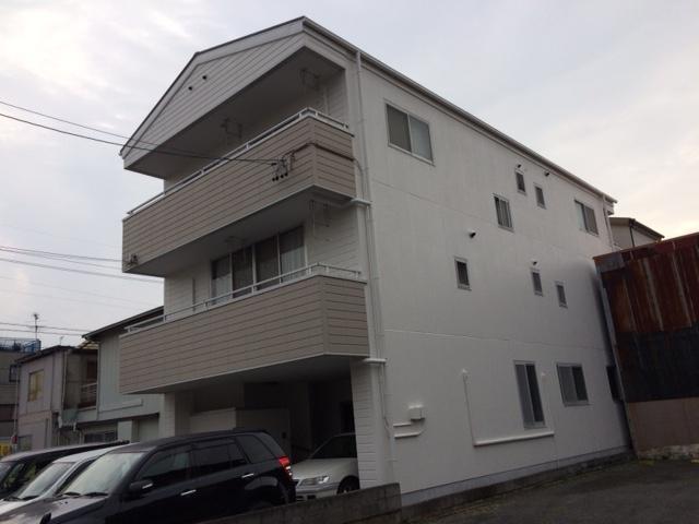 静岡市駿河区 M様邸 外壁塗装・屋根カバー工法リフォーム事例