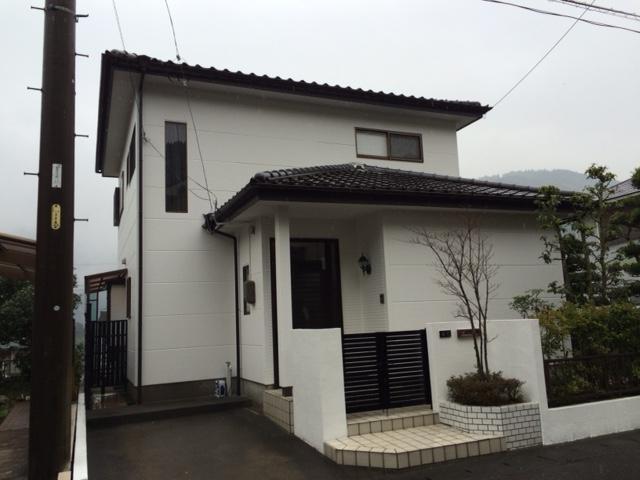 藤枝市 Y様邸 外壁塗装リフォーム事例