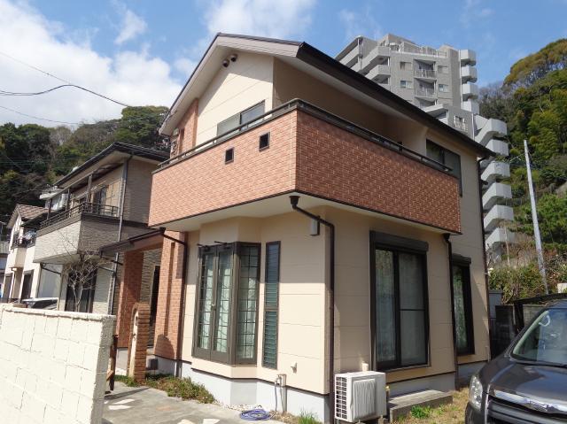 静岡市葵区 O様邸 外壁・屋根塗装リフォーム事例