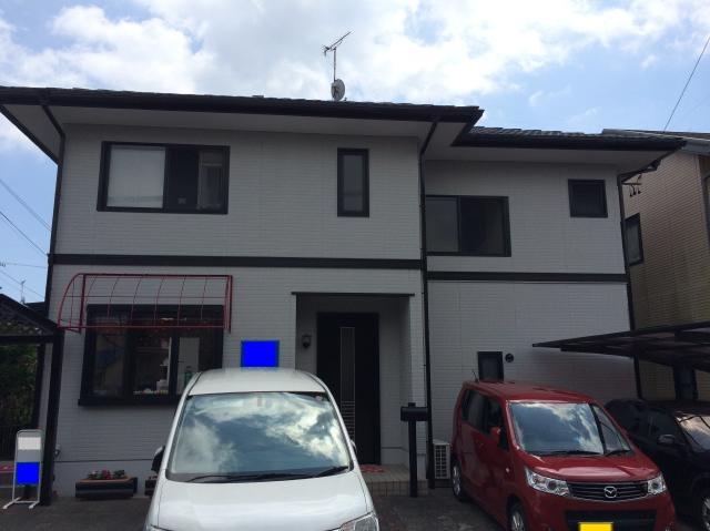 焼津市 Y様邸 外壁・屋根塗装リフォーム事例